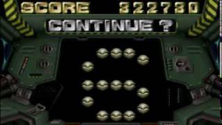 Game Over: Cybernator