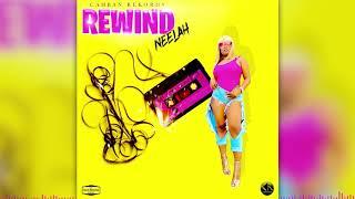 Neelah - Rewind [Audio Visualizer]