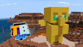 Rabbit Farms, Totem Shops and Stealing Plots! - Truly Bedrock - S02 EP12