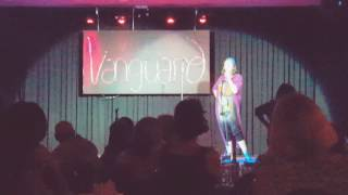 First time stand up comedy by Amber Wallace
