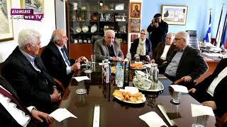 Ο υπουργός Παιδείας Κ. Γαβρόγλου στο Δημαρχείο Κιλκίς-Eidisis.gr webTV