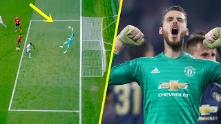 Download Unforgettable Goalkeeper Saves Of The Year