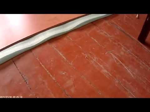 Укладка ламината на неровный деревянный пол: личный опыт 12
