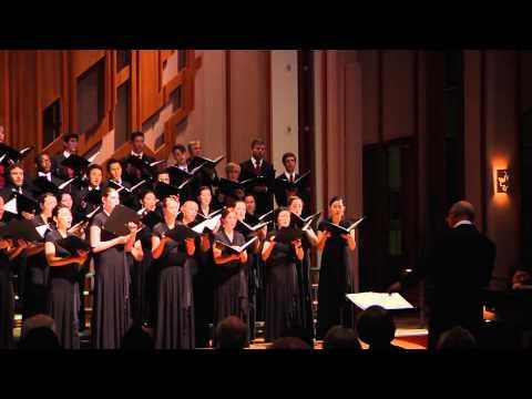 """USC Chamber Singers: """"Pure Imagination"""" arr. Matthew D. Nielsen"""
