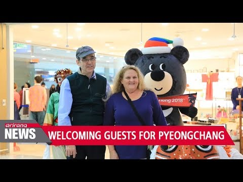 Korea getting ready to greet guests for PyeongChang 2018
