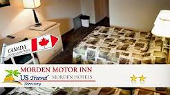 Morden Motor Inn - Morden Hotels, Canada