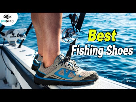 10 Best Fishing Shoes In 2019