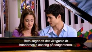 Violetta The Scoop Säsong 1 Avsnitt 5 - Disney Channel Sverige