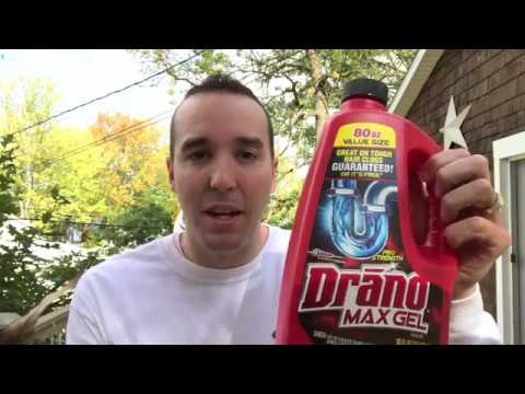 """My Tub/Sink is CLOGGED - 1 Word """"DRANO"""""""