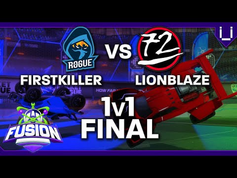FUSION NA GRAND FINAL | Firstkiller vs LionBlaze | 1v1 Final