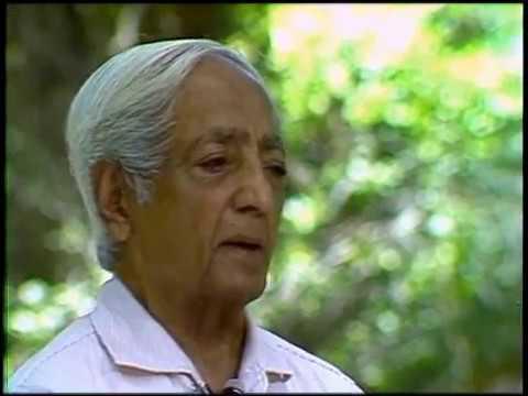On gurus and mantras | J. Krishnamurti
