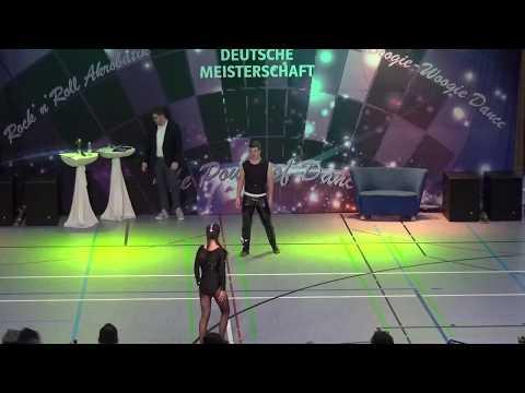 Deutsche Meisterschaft 2019 - Elisabeth Bertz Und Christian Langer - FT