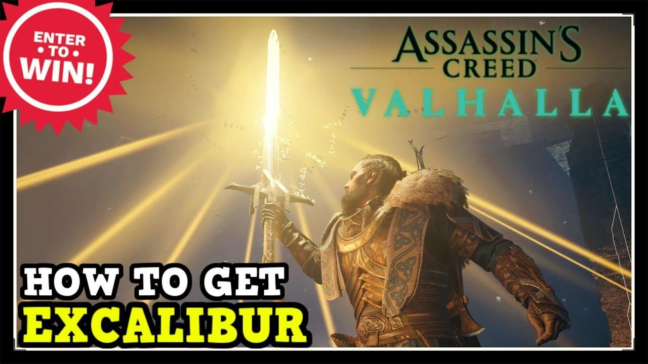 Ac Valhalla Excalibur Stats