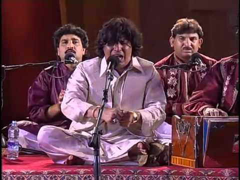 Qawwali & Flamenco. Tere Ishq Ne Nashaya (Poveda, Duquende & Faiz Ali Faiz)