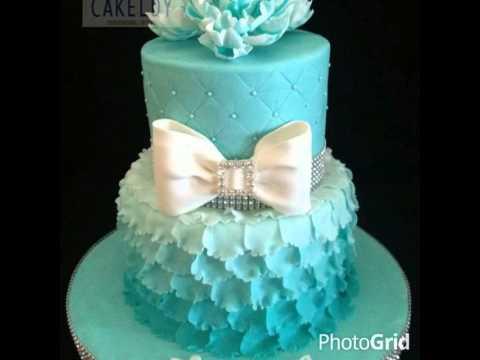 taart voor verjaardag Verjaardag taarten   YouTube taart voor verjaardag
