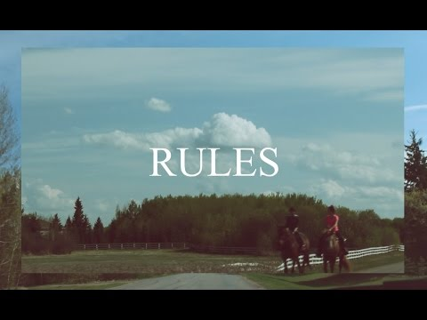 Anna Klein - Rules (Official Lyric Video)