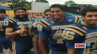 American football heads to India