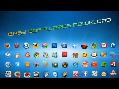 Softwares Download Easy Application ( FREE DOWNLOAD )