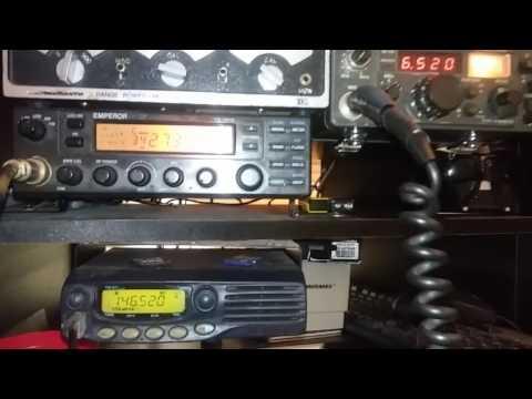 Ham radio contact with jet airline passenger KB1RBI