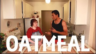 What's Difference Between Oatmeals on Mom's Monday Mealtime (Season 1 Episode 17)