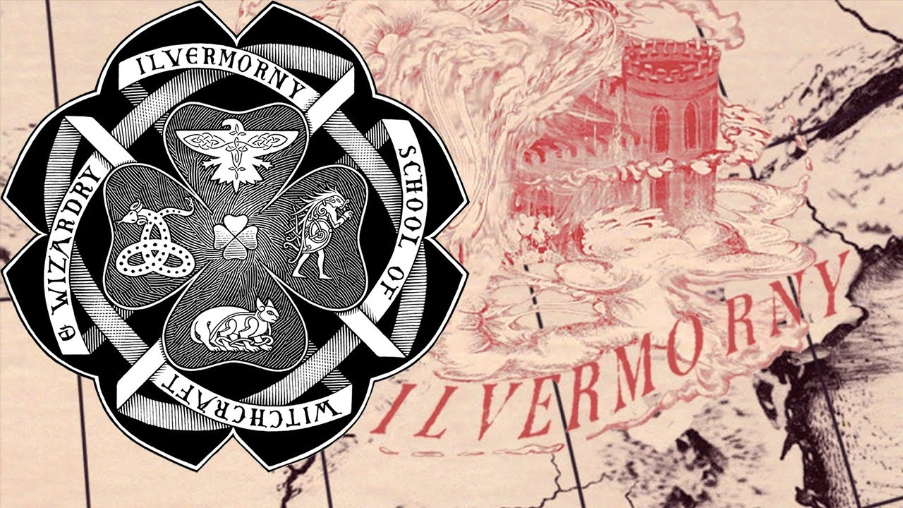 Interactive Wallpaper Iphone X Colegio Ilvermorny De Magia J K Rowling Audiolibro