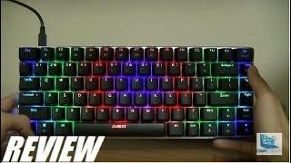 REVIEW: Ajazz AK33 - Mini RGB Mechanical Keyboard