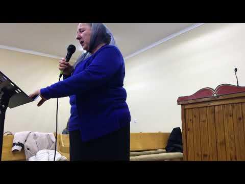 Gheţi Vasile- 'Pregătire strigă Duhul Sfânt' - o cântare minunată.