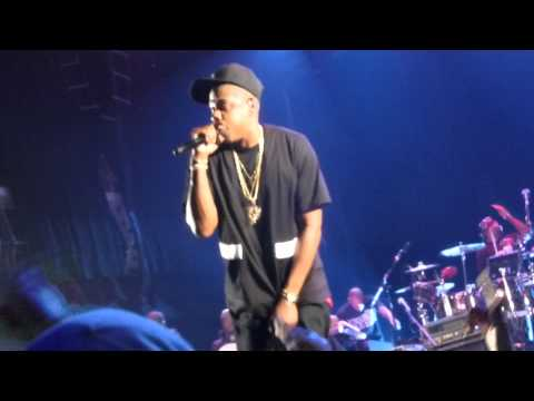 Jay Z - 22 Twos And U Don't Know - B-Sides - Tidal - Live At Terminal 5 In NYC May 17, 2015