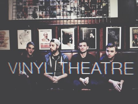 Vinyl Theatre Interview (Columbus Ohio)