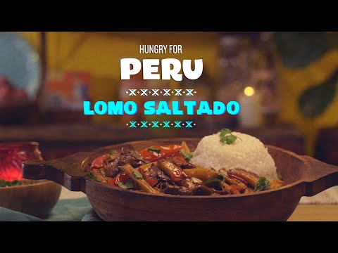 Lomo Saltado | Hungry For...Peru