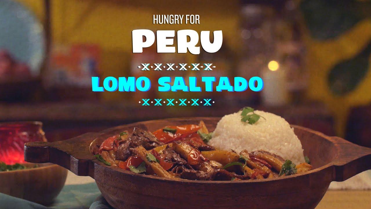 Lomo saltado hungry forru youtube peru forumfinder Choice Image