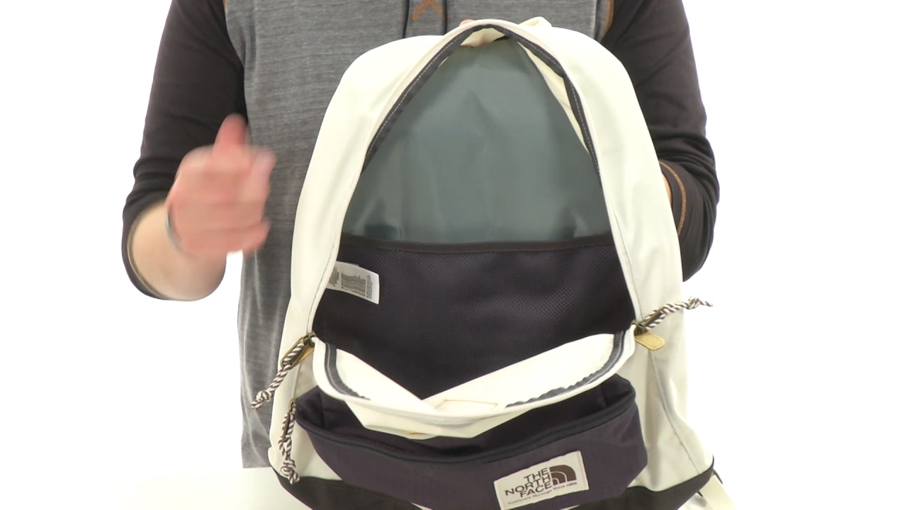 0d5d00776 The North Face Berkeley Backpack SKU:8828481 - YouTube