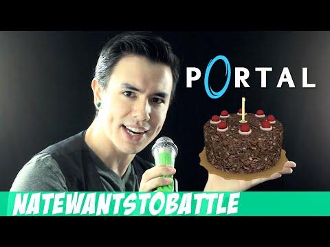 Portal - Still Alive - Rock Cover by NateWantsToBattle