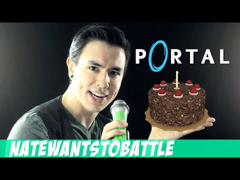 Portal - Still Alive - Rock Cover by NateWantsToBattle