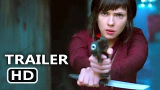 "GHOST IN THE SHELL ""We Saved You"" Trailer + Spot (2017) Scarlett Johansson Action Movie HD"