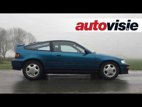 Peters Proefrit #19: Honda CRX 1.6i VTEC (1991)