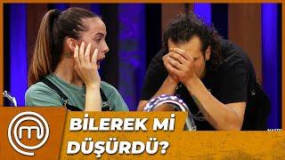 BARBAROS TABAĞINI DÜŞÜRDÜ! | MasterChef Türkiye 57. Bölüm