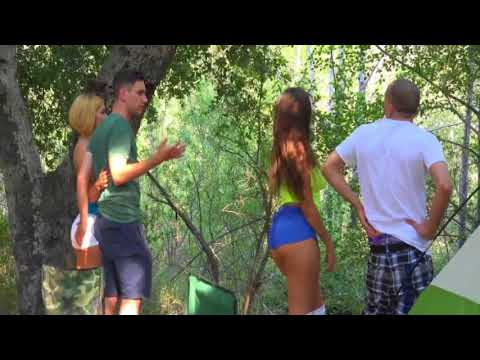Go camping, male youth snooping his neighbor's wifehotgirl