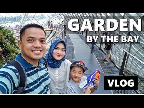 AMAZING!! GARDEN BY THE BAY | Cantik & Keren! Vlog Singapore | Vlog Indonesia | Vlog Keluarga