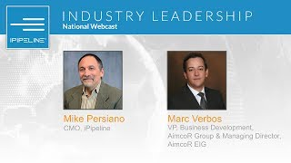 Industry Leadership | National Webcast with AimcoR Group | 20170719