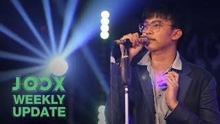 นนท์ ธนนท์   รายการ JOOX Weekly Update
