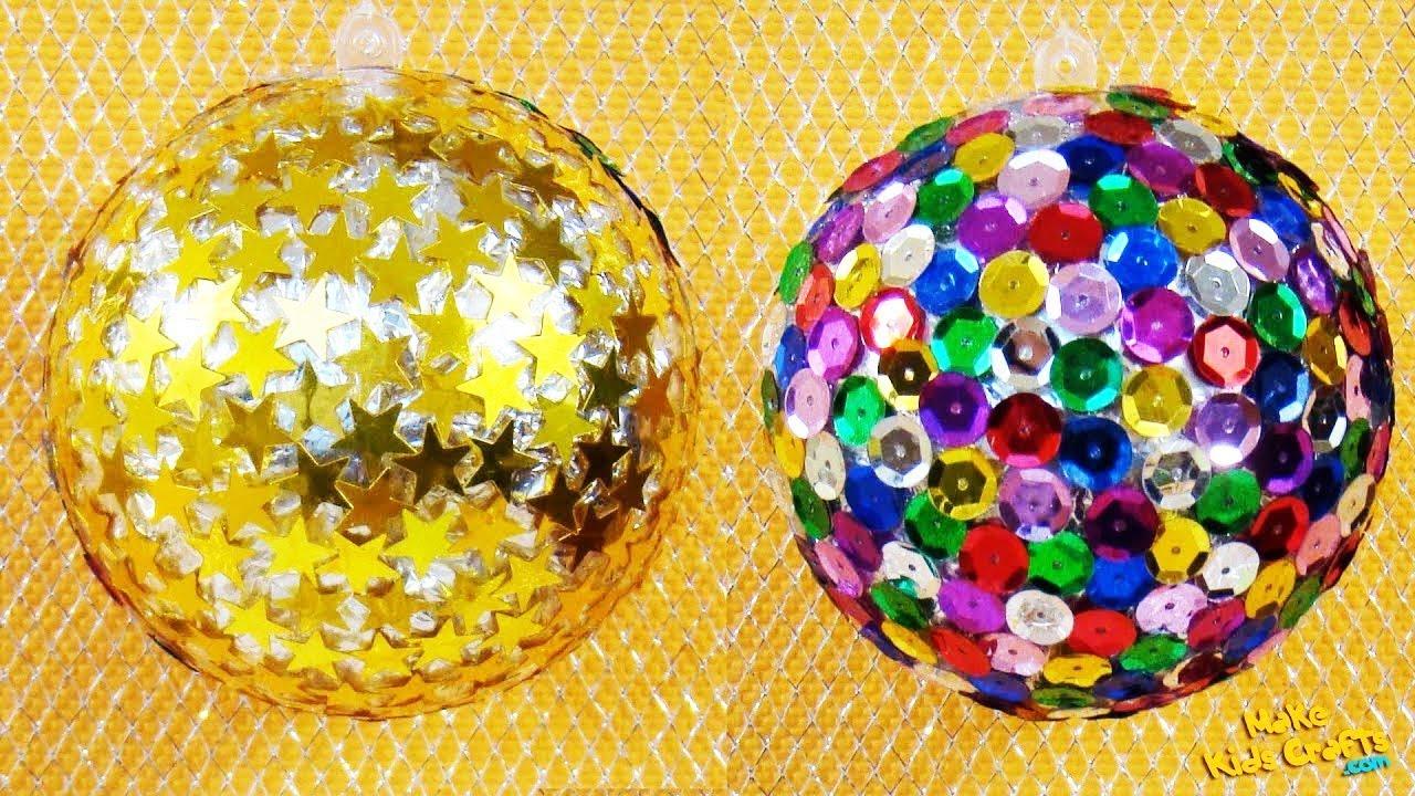 How To Make Disco Ball  Diy