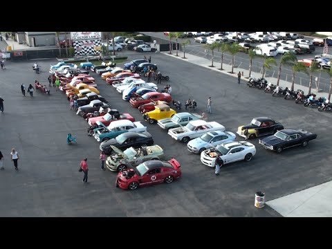 Celebrity Race 2014 (Ft. Television Motion Picture Car Club)