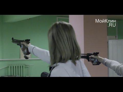 В Клину прошли соревнования по стрельбе из пневматического оружия