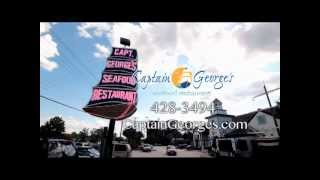 Captain Georges Seafood Restaurant | Virginia Beach, Va | The Vacation Channel