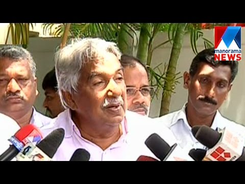 Oommen Chandy against state government in Soumya Murder case  | Manorama News