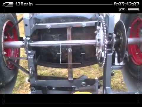 Lawn Mower Racing >> How to build a lawn mower racer mower race Idaho - YouTube