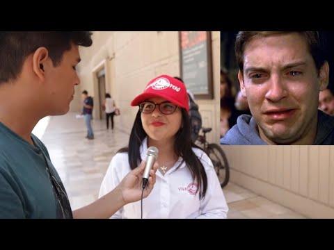 ¿TE GUSTAN LOS VENEZOLANOS?😏🇻🇪| ESTO RESPONDEN LAS PERUANAS😈