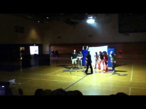 Naches Valley High School Lip Sync 2013