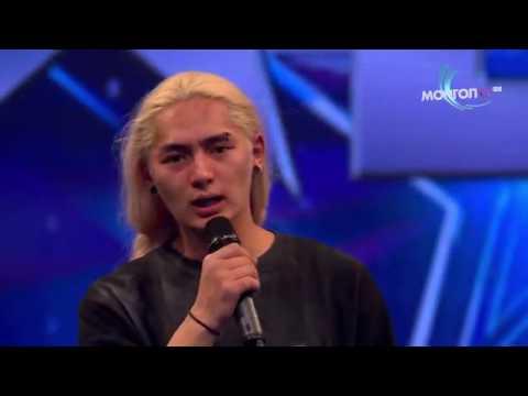 Mongolia Got Talent 2016 -S. Ankhkhvv - The talented director
